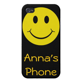 Smiley iPhone 4 Covers