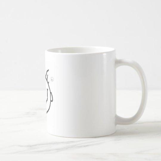 """""""smiley john"""" mug by John Doe Tees"""