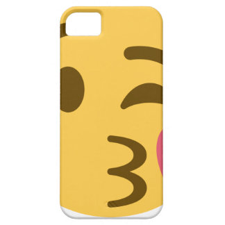Smiley KIS Emoji iPhone 5 Case