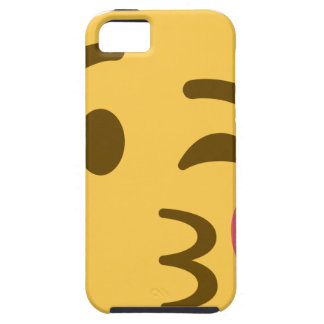Smiley KIS Emoji iPhone 5 Covers