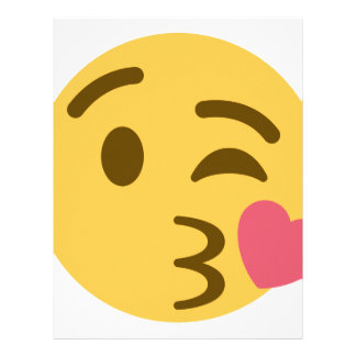 Smiley KIS Emoji Letterhead