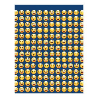 smiley letterhead