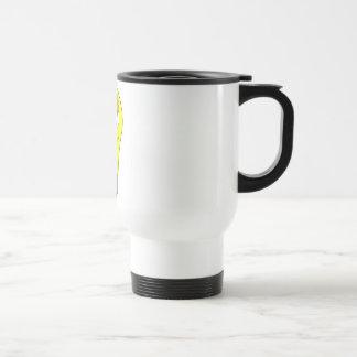 Smiley Light Bulb Travel Mug