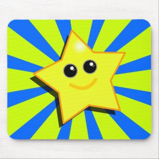 SMILEY STAR Mousepad