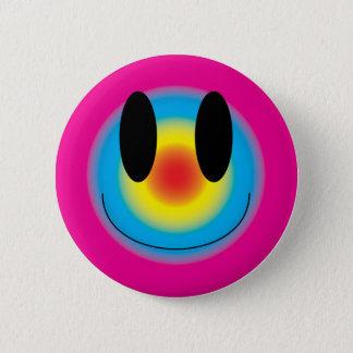 smileyface 2 inch round button