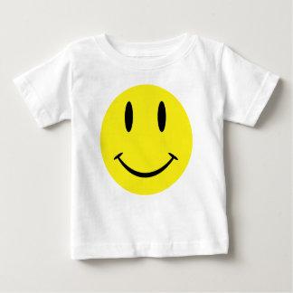 SmileyWithBG Baby T-Shirt