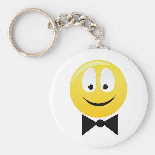 Smilie smartie pants keychains