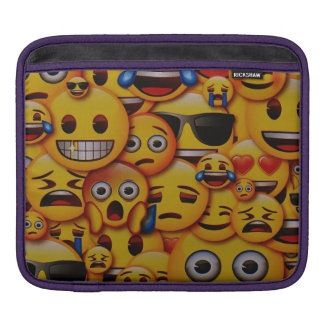 Smilies iPad Sleeve