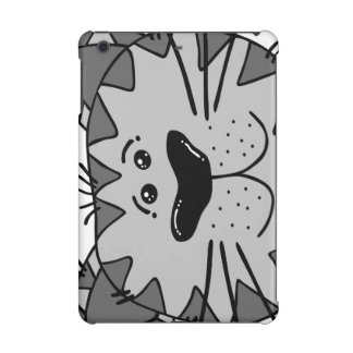 Smiling Alley Cat iPad Mini Case