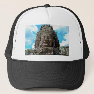 Smiling Buddha Trucker Hat