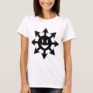 smiling chaos star T-Shirt