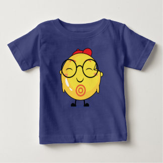 Smiling Cheese Baby T-Shirt