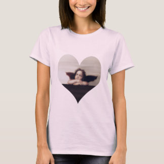 Smiling Cherub Angel T-Shirt