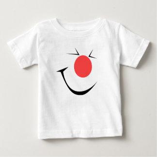 Smiling clown baby T-Shirt