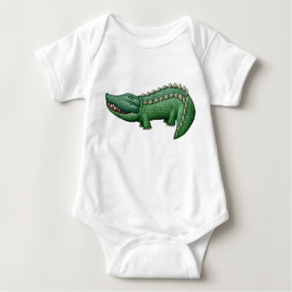 Smiling Crocodile Kid's Top