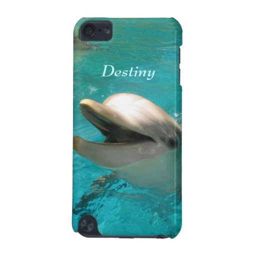 Smiling Dolphin iPod Touch (5th Generation) Cases