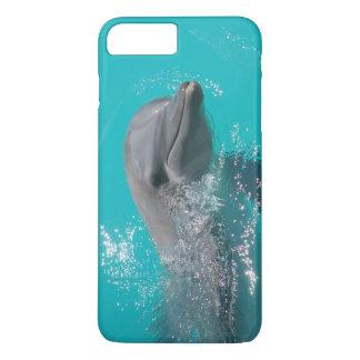 Smiling Dolphin iPhone 8 Plus/7 Plus Case