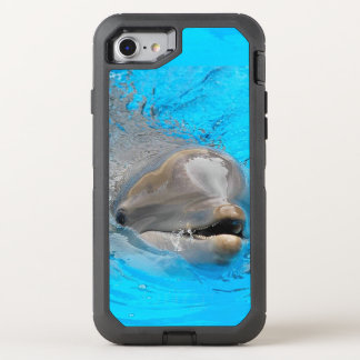 Smiling Dolphin OtterBox Defender iPhone 8/7 Case