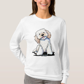 Smiling Doodle Puppy T-Shirt