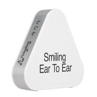 Smiling Ear To Ear ai Speaker