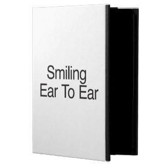 Smiling Ear To Ear iPad Air Case