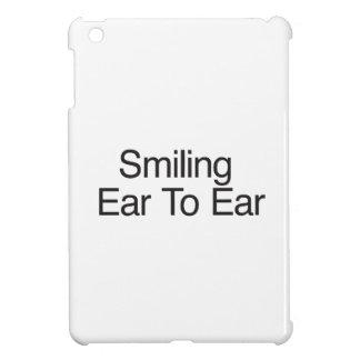 Smiling Ear To Ear iPad Mini Covers