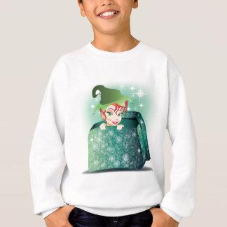 Smiling Elf Sweatshirt