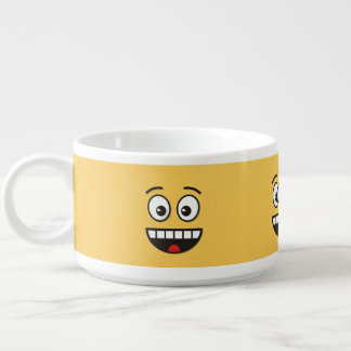 Smiling Face with Open Mouth Bowl