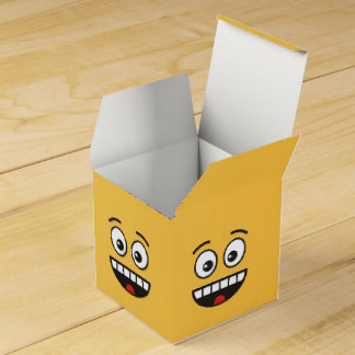Smiling Face with Open Mouth Favor Box