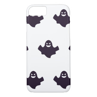 Smiling ghosts Halloween iPhone 7 Case