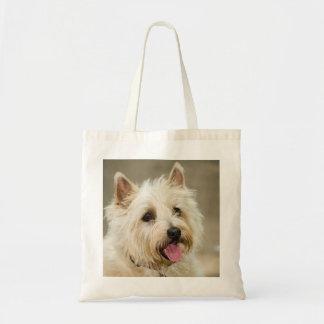 Smiling Ginger Tote Bag