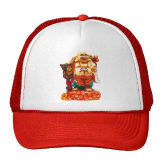 Smiling Happiness Buddha Trucker Hat