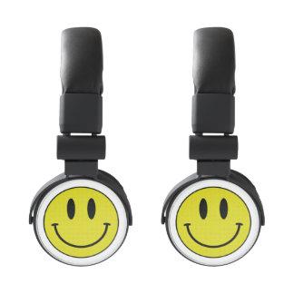 Smiling Headphones