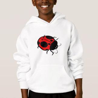 Smiling Ladybug  -