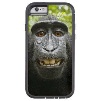 Smiling Macaque Tough Xtreme iPhone 6 Case