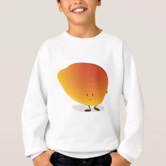 Smiling Mango Character Sweatshirt