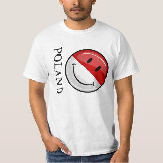 Smiling Monaco Flag T-Shirt