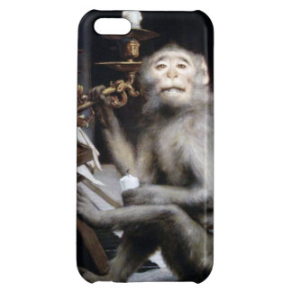 Smiling Monkey Case For iPhone 5C