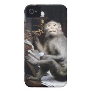 Smiling Monkey iPhone 4 Cases