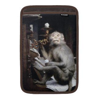 Smiling Monkey MacBook Air Sleeves