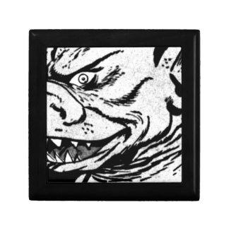 Smiling Monster Gift Box