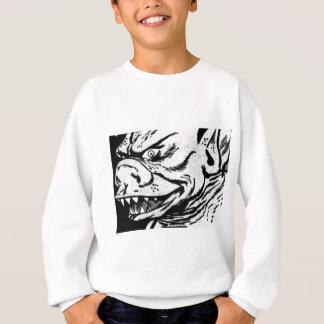 Smiling Monster Sweatshirt