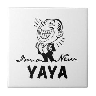 Smiling New Yaya Tshirts and Gifts Tiles