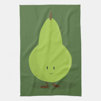 Smiling Pear Kitchen Towel