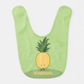 Smiling Pineapple | Baby Bib