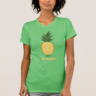 Smiling Pineapple | Women's T-shirt