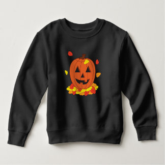 Smiling Pumpkin Sweatshirt