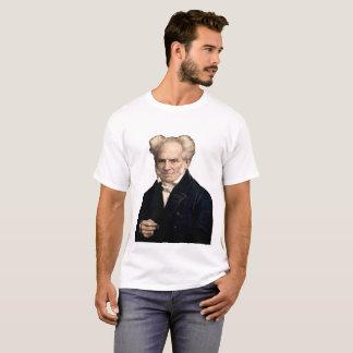 Smiling Schopenhauer T-Shirt