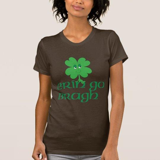 Smiling Shamrock T-Shirt