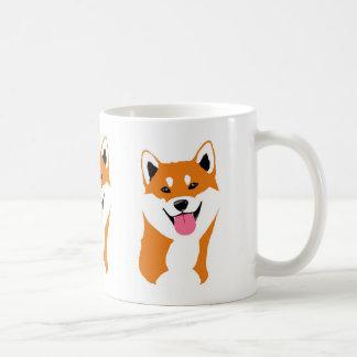 Smiling Shiba cup inu